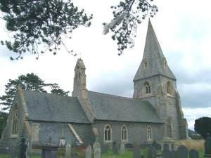 Llanrhystyd Parish Church