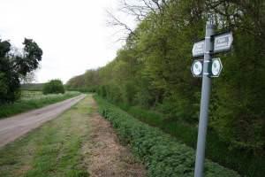 Car Dyke bridleway