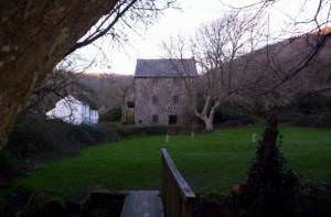 Stowe Mill, Coombe Valley