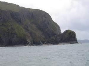 Carreg Draenog ger Cei Newydd / Carreg Draenog near New Quay