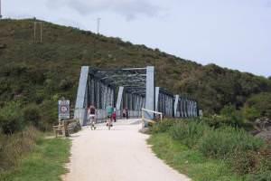 The Iron Bridge, Little Petherick Creek