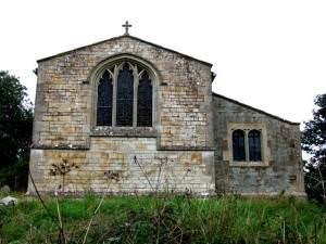 All Saints, Greetham
