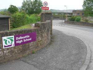 Dalbeattie High School
