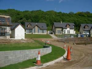 New build at Kildonan