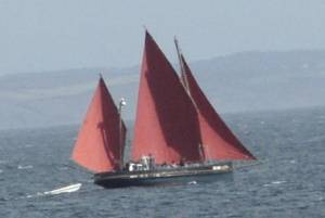 Mounts Bay Lugger