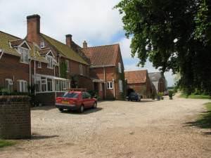 Abbey Farmhouse, Spa Lane