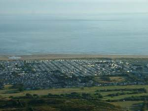 Black Rock Sands Caravan sites