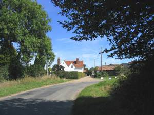 Cow Farm, Fox Hatch, Essex