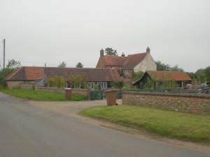 Old Hall Farm, Barney