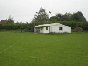 Pavilion, Barney playing field