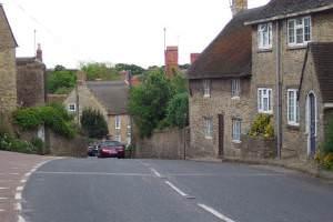 Burton Bradstock village