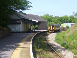 Narberth railway station