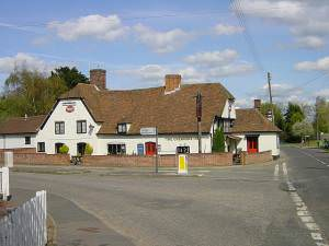 The Chequers Inn, Doddington