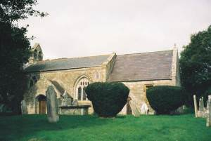 Chickerell: parish church of St. Mary
