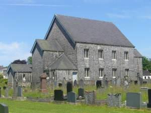 Blaenconin Baptist Chapel