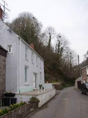 Water Street, Laugharne