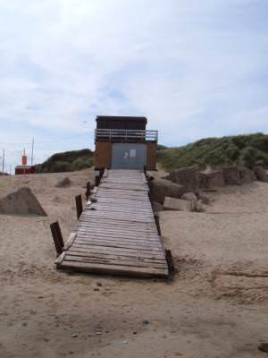 Lifeboat House, Hemsby