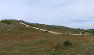 Hemsby sand dunes