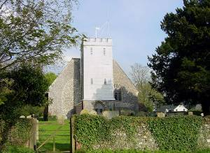 Church of the Beheading of John the Baptist, Doddington