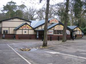 Kinema in the Woods, Woodhall Spa, Lincs
