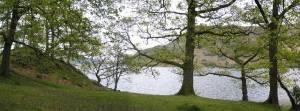 Ullswater from below Stybarrow Crag