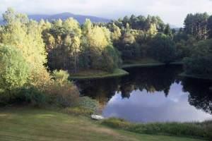 Lochan at Alvie Lodge
