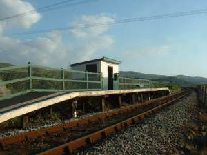 Llandecwyn Station