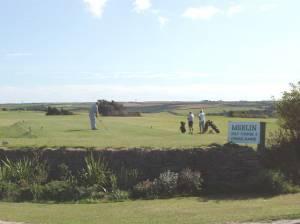 Merlin Golf Course, Mawgan Porth