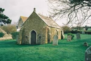 Fleet: the old parish church