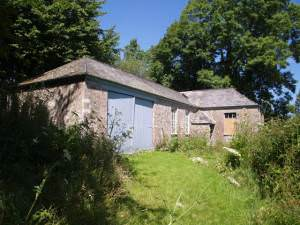 Outbuilding at Dunsland House