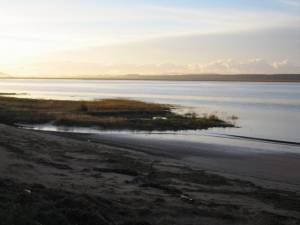 The Loughor Estuary