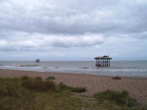 Sizewell inlet and outlet stations