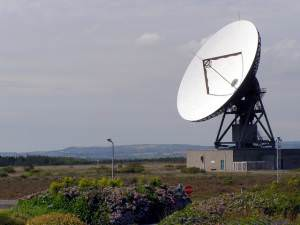 The Merlin dish, Goonhilly Earth Station