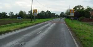Somersham to Pidley