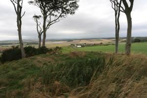 Dickmontlaw Cairn