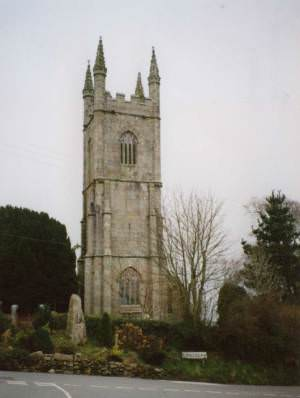 Lanlivery Church