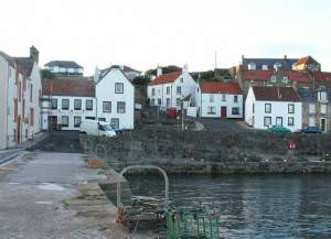 Cellardyke White houses