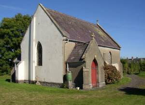 Clunderwen Church, Clynderwen