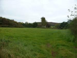 Remains of Capel Dyddgen