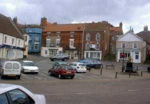 Caistor - Market Place