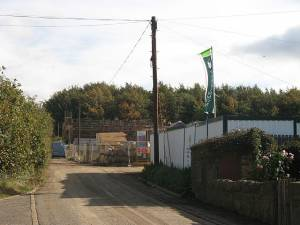 Building site, Wester Cowden