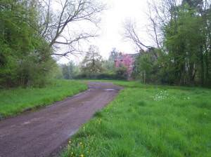 The salt route to the Wyche and Woodbridge Farm.