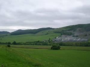 Shierglas Quarry, Blair Atholl