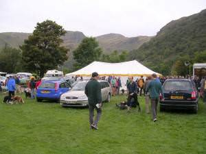 Sykeside Campsite, Brotherswater