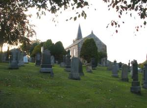 Parish Church, Kilrenny