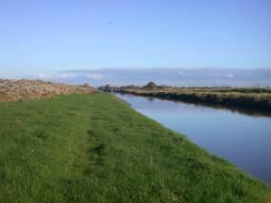 River Nene near Guyhirn