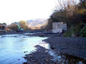 Rebuilding Ynysbwllog Aqueduct