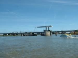 Breydon Bridge, from Breydon Water