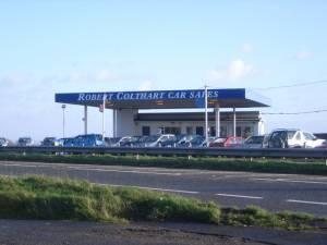 Robert Colthard Car Sales (A48)