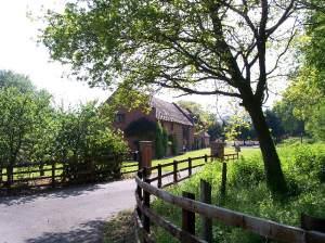 Home Farm, Blackmore, Hanley Swan